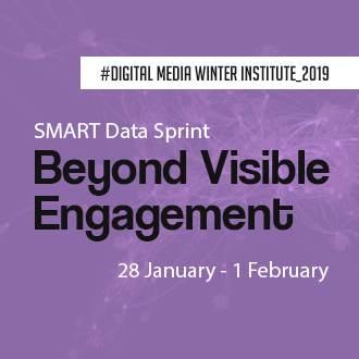 SMART Data Sprint 2019: Beyond Visible Engagement