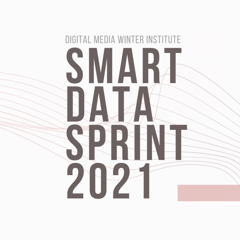 SMART Data Sprint 2021 debates the current state of the platform society
